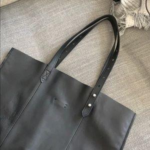 Madewell Bags - Madewell bag- black Mccarren tote — like new